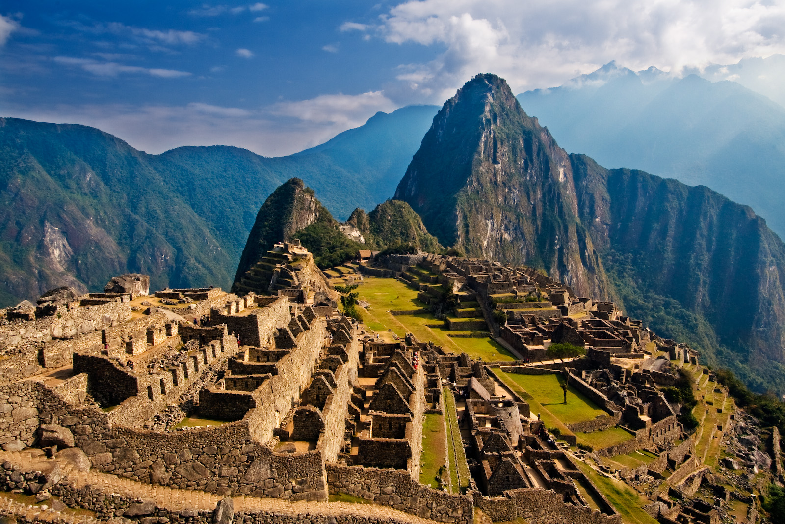 Machu Pichu y Lima