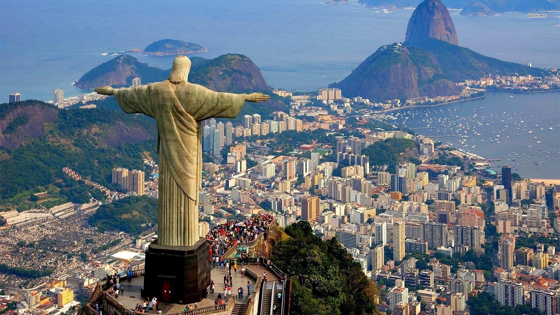 Rio de Janeiro desde Rosario en Enero 2017