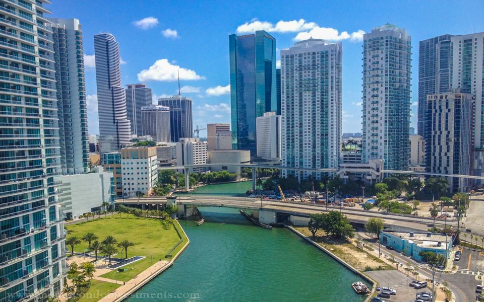 Miami y New York desde Rosario