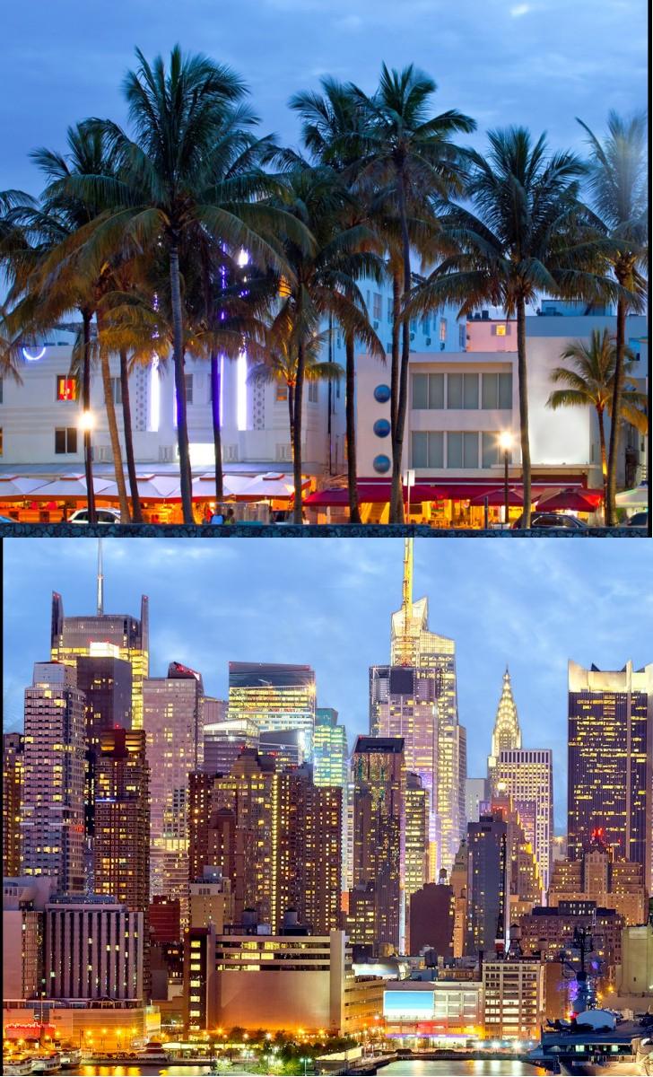 Miami desde Rosario