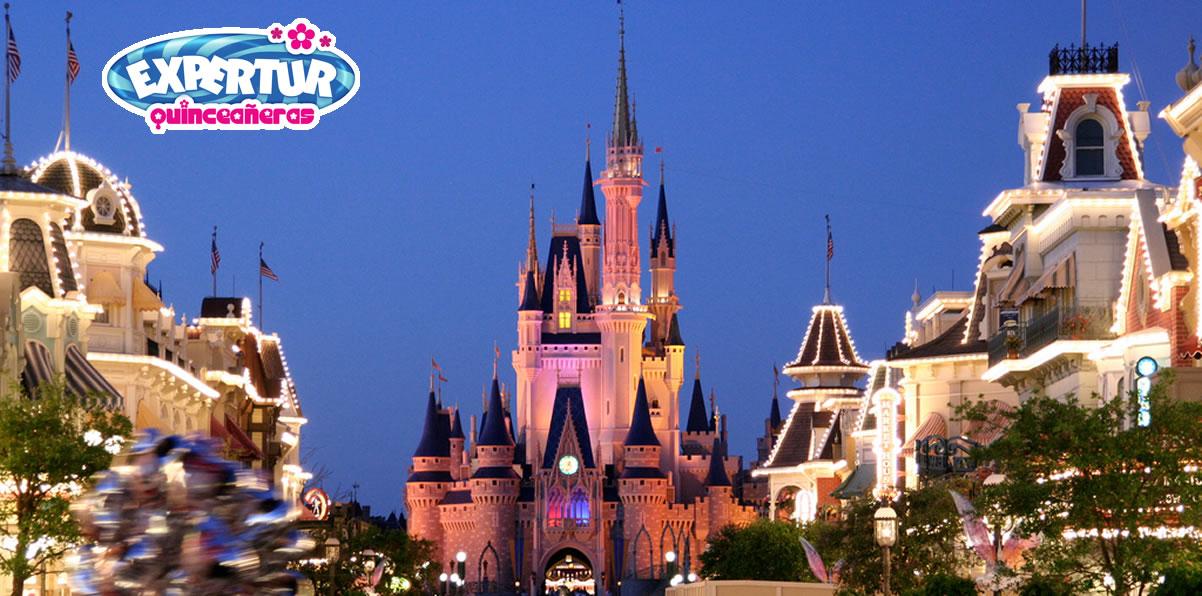 Quincea�eras a Disney