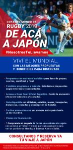Mundial de Rugby Japon 2019
