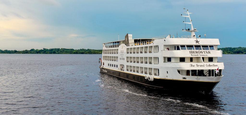 Iberostar Crucero Amazonas